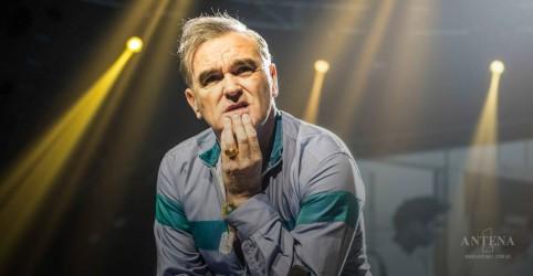 Placeholder - loading - Imagem da notícia Morrissey fala sobre vegetarianismo