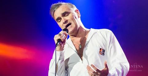 Morrissey é o Artista da Semana