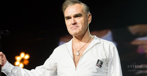 Morrissey pode vir ao Brasil em 2018