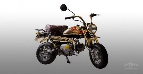 Placeholder - loading - Imagem da notícia Honda Monkey é relançada