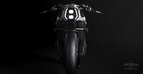 Placeholder - loading - Imagem da notícia Conheça a moto elétrica Arc Vector