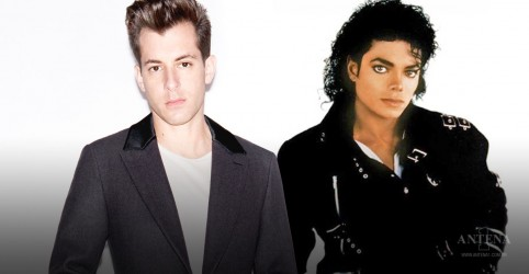 Mark Ronson faz remix de hits do Michael Jackson em homenagem ao Rei do Pop