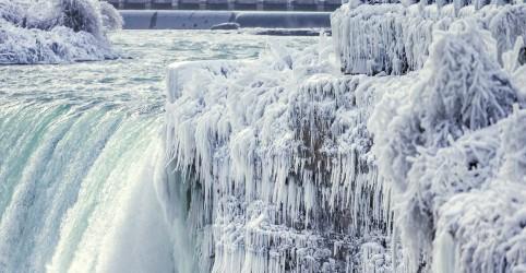 Placeholder - loading - Imagem da notícia Cataratas do Niágara não podem ficar completamente congeladas