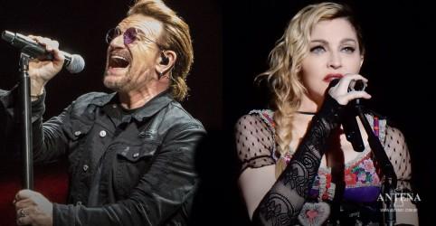 Placeholder - loading - Imagem da notícia Madonna e Bono Vox em escândalo fiscal
