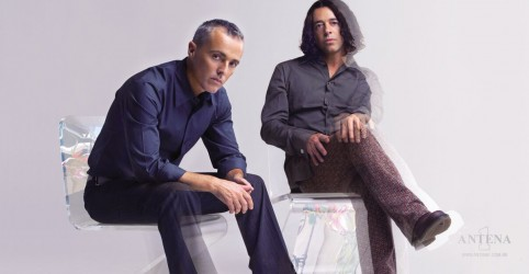 Placeholder - loading - A dupla Tears For Fears é a estrela do 20º Arquivo Musical