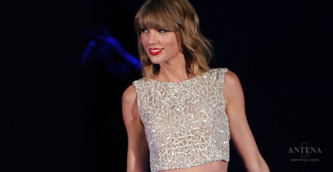 Taylor Swift fará shows na Europa