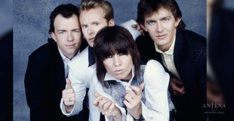 The Pretenders estará nos shows do Phil Collins no Brasil