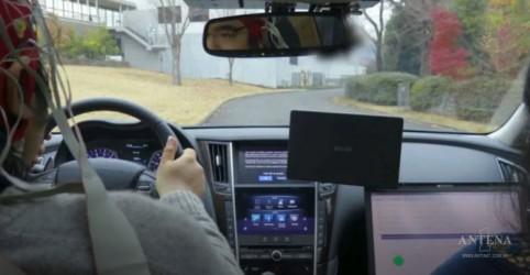 """Placeholder - loading - Imagem da notícia """"Cérebro-para-veículo"""" é novidade da Nissan"""