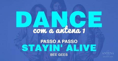 """Placeholder - loading - Imagem da notícia Aprenda a dançar """"Stayin Alive"""" com a Antena 1"""