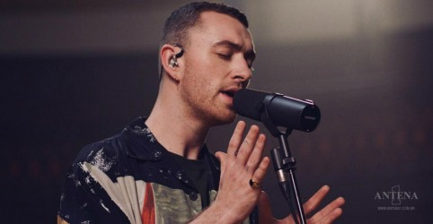 Confira performance inédita de Sam Smith