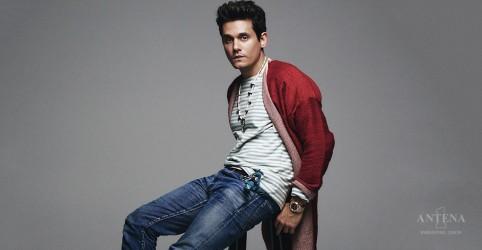 Placeholder - loading - Imagem da notícia John Mayer é o Artista da Semana
