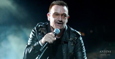 Placeholder - loading - Imagem da notícia Canção do U2 é o Lançamento da Semana