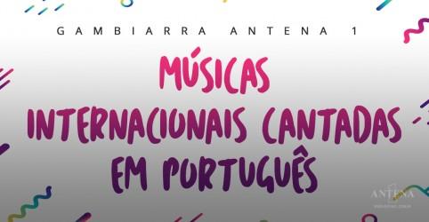 Placeholder - loading - Gambiarra Antena 1: músicas internacionais cantadas em português