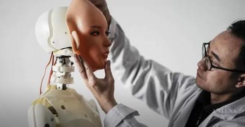 Placeholder - loading - Imagem da notícia Robô trabalha em centro médico na China