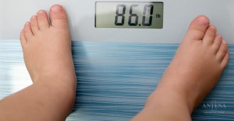 Em quatro décadas, obesidade infantil é dez vezes maior