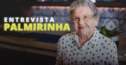 Antena 1 entrevista Palmirinha; confira