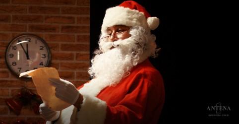 Com chegada do Natal, aplicativo disponibiliza até serviço de Papai Noel para aluguel