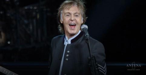 Placeholder - loading - Imagem da notícia Paul McCartney lançará livro especial