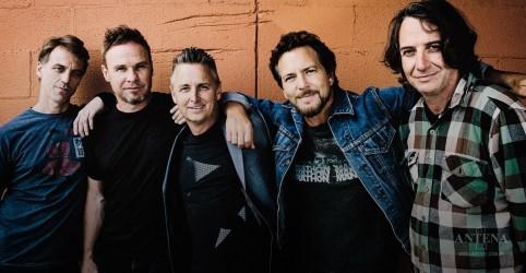 Placeholder - loading - Imagem da notícia Novo disco do Pearl Jam pode chegar em 2019
