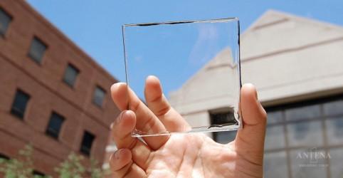 Placeholder - loading - Imagem da notícia Película transparente para janelas é criada