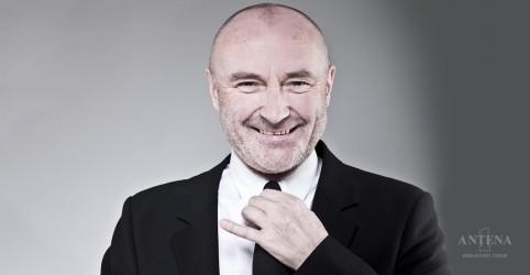 Placeholder - loading - Imagem da notícia Phil Collins enfrenta problemas no Brasil