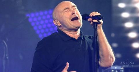 Phil Collins anuncia show extra em São Paulo