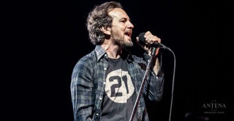 Pearl Jam confirma show no Rio em 2018