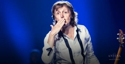 """Placeholder - loading - Imagem da notícia Ouça """"Fuh You"""", inédita de Paul McCartney"""