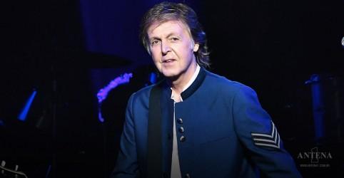 Paul McCartney lança clipe com Emma Stone