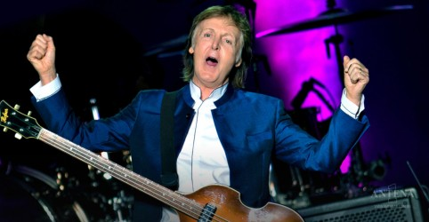 "Placeholder - loading - Paul McCartney divulga a ""Segunda Sem Carne"" no Brasil"