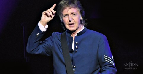 Paul McCartney participa de tributo aos Beatles com integrantes do Muse
