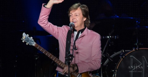 Placeholder - loading - Imagem da notícia Paul McCartney estaria planejando shows no Brasil