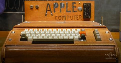 Placeholder - loading - Imagem da notícia Saiba mais sobre o primeiro computador da Apple