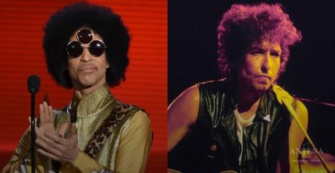Objetos de Bob Dylan e Prince estarão em leilão