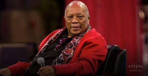 Documentário sobre Quincy Jones será novidade na Netflix