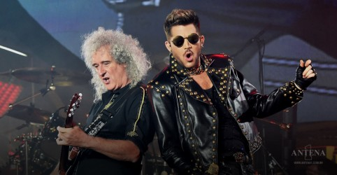 Queen fará turnê com Adam Lambert