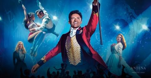 """Trilha sonora de """"O Rei do Show"""" bate recorde na parada britânica"""