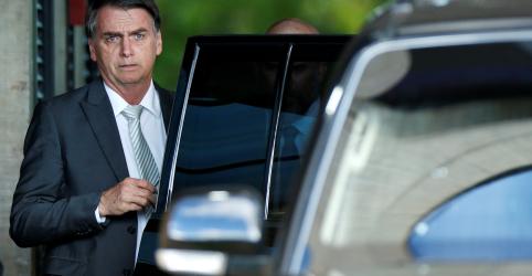 Placeholder - loading - Imagem da notícia Bolsonaro sofreu novas ameaças nas últimas semanas, diz Etchegoyen