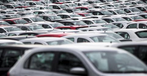 Placeholder - loading - Imagem da notícia Venda de veículos novos no Brasil em novembro sobe 13% sobre um ano antes, cai ante outubro