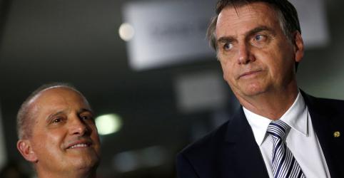 Placeholder - loading - Imagem da notícia Governo Bolsonaro não quer reforma da Previdência apressada, mas espera aprová-la no 1º ano, diz Onyx