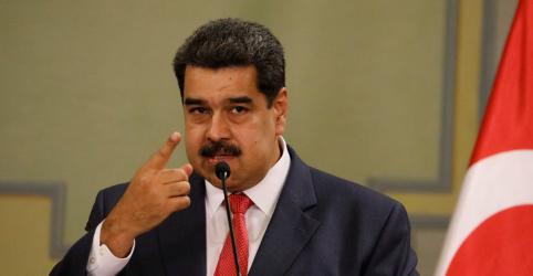 Maduro embarca para a Rússia para se reunir com Putin
