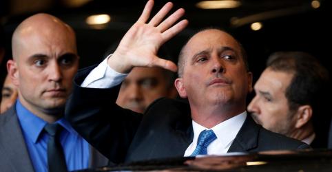 Placeholder - loading - Imagem da notícia Tomaremos providência se houver acusação 'robusta', diz Bolsonaro sobre investigação de Onyx