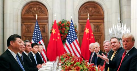 China exalta encontro Trump-Xi e diz estar 'muito confiante' em acordo comercial