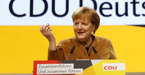 Placeholder - loading - Partido de Merkel escolhe líder para início de nova era na Alemanha