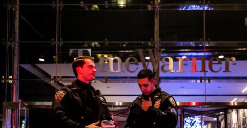 Placeholder - loading - Polícia de Nova York libera prédio da CNN após ameaça de bomba