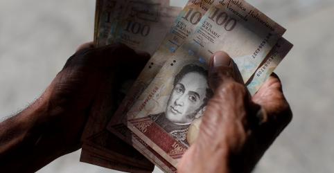 Placeholder - loading - Imagem da notícia Inflação em 12 meses da Venezuela supera 1.000.000% em novembro, diz Assembleia