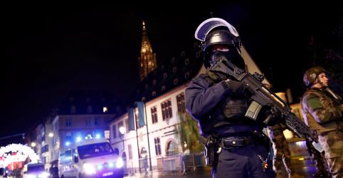 Atirador deixa ao menos 4 mortos em mercado de Natal de Estrasburgo