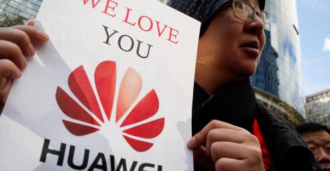 Placeholder - loading - Trump diz que pode intervir em caso de prisão de executiva da Huawei