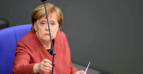 Placeholder - loading - Governo Bolsonaro tornará mais difícil acordo entre UE e Mercosul, diz Merkel