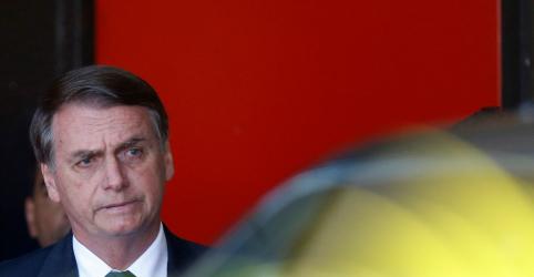 Bolsonaro diz, sobre movimentação financeira de ex-assessor de filho, que se cometeu erro vai pagar a conta
